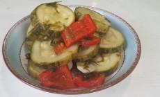Как приготовить маринованные кабачки?