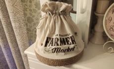 Как сделать хлебницу из формы для запекания?
