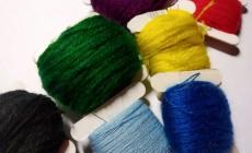 Разновидности ниток для вышивания