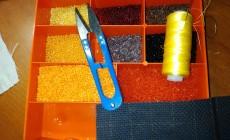 Мастер-класс по вышививке бисером иконы