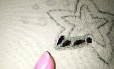 Пошаговый мастер-класс вышивки Ришелье