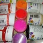 Обзор красок для ткани (текстиля)