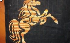Мастер-класс по вышивке животных крестом