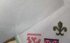 Разновидности тканей для вышивания
