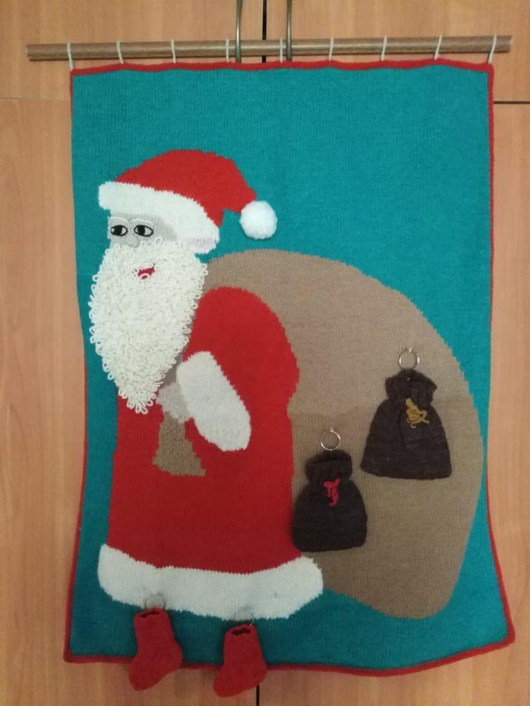 панно Дед Мороз