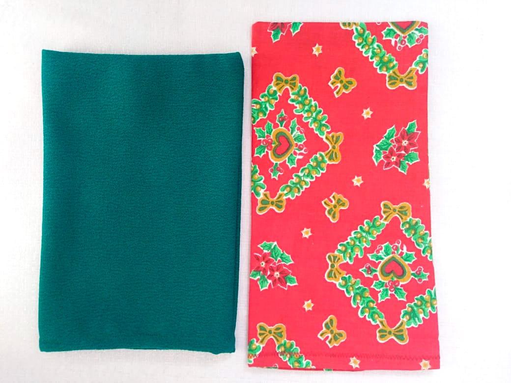 Мешочки для подарков на новый год