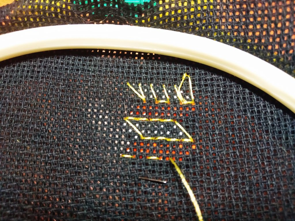 Вышивка бисером - особенности и хитрости