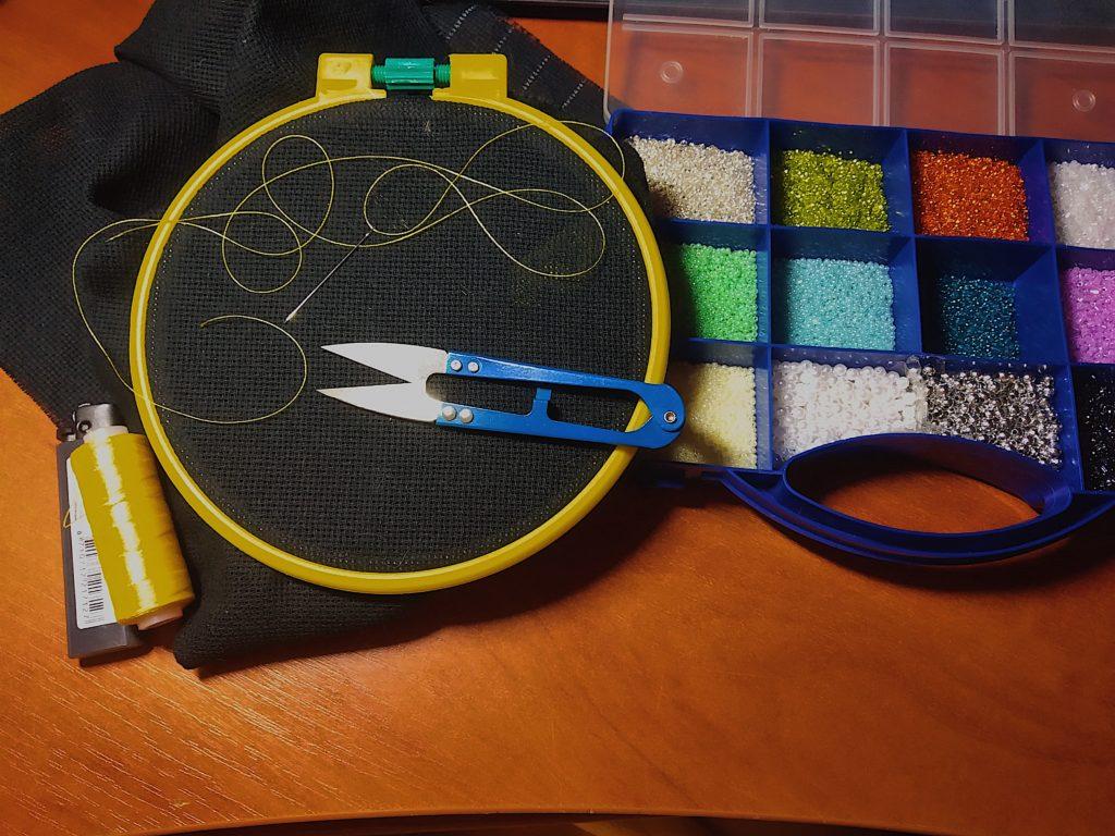 набор для вышивки