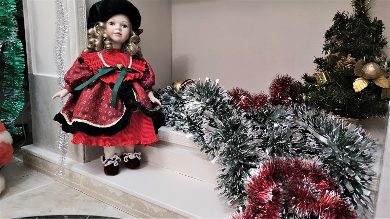 пинетки для куклы крючком
