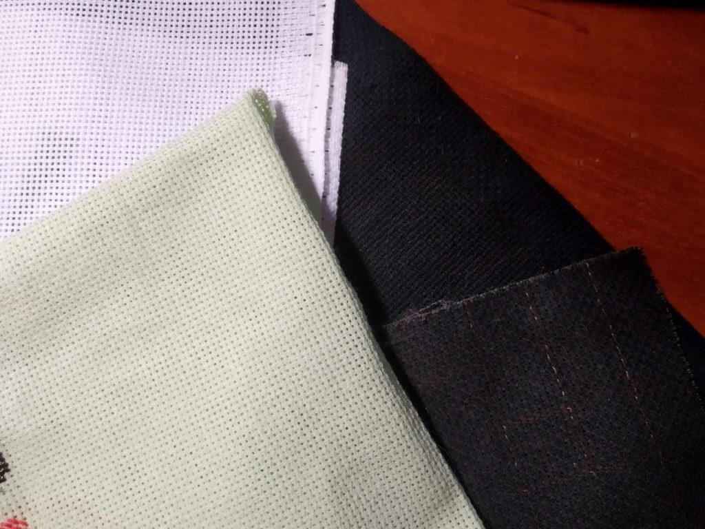 Как правильно делается вышивка крестом?