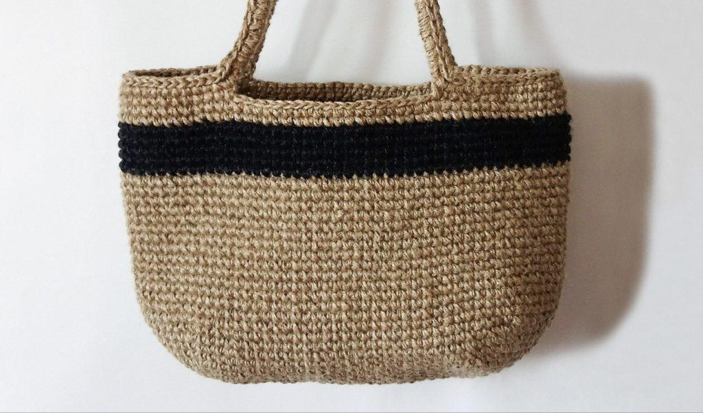 пряжа для сумок крючком