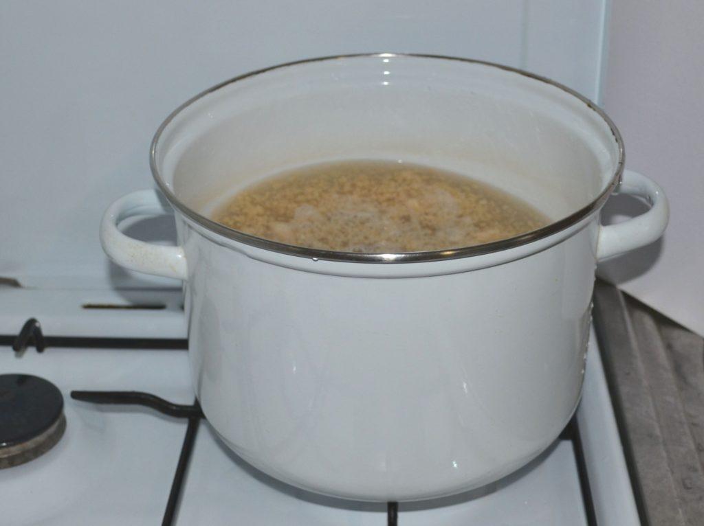 Как отмыть плитку на кухне от жира