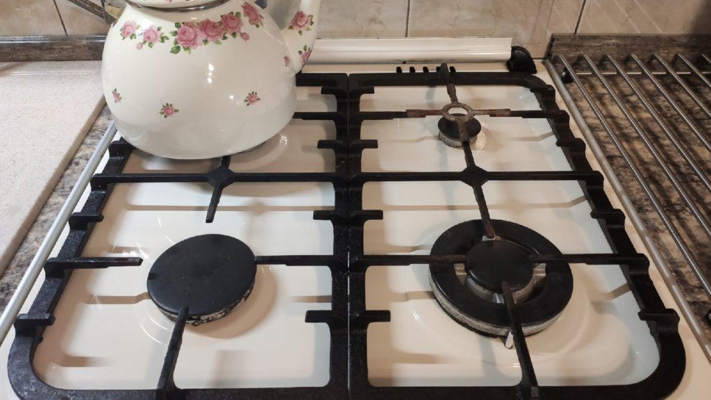мойка плиты