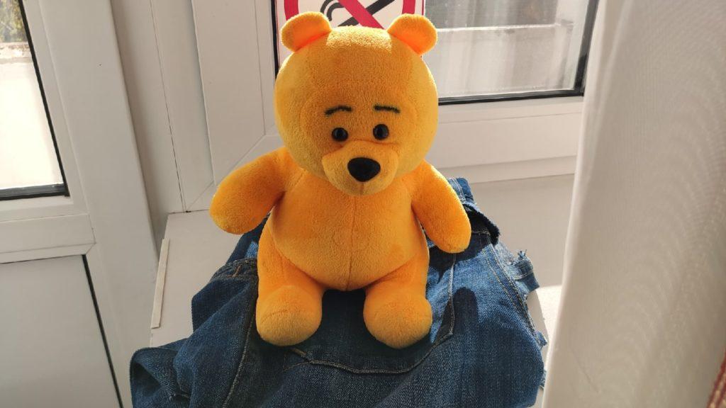 медвежонок для дома