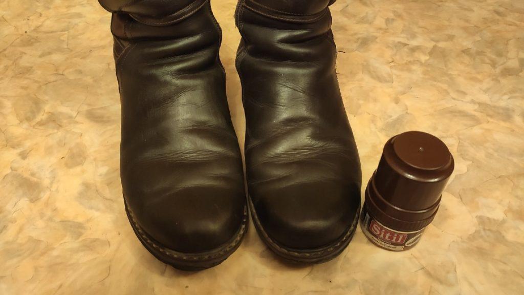 Крем для обуви