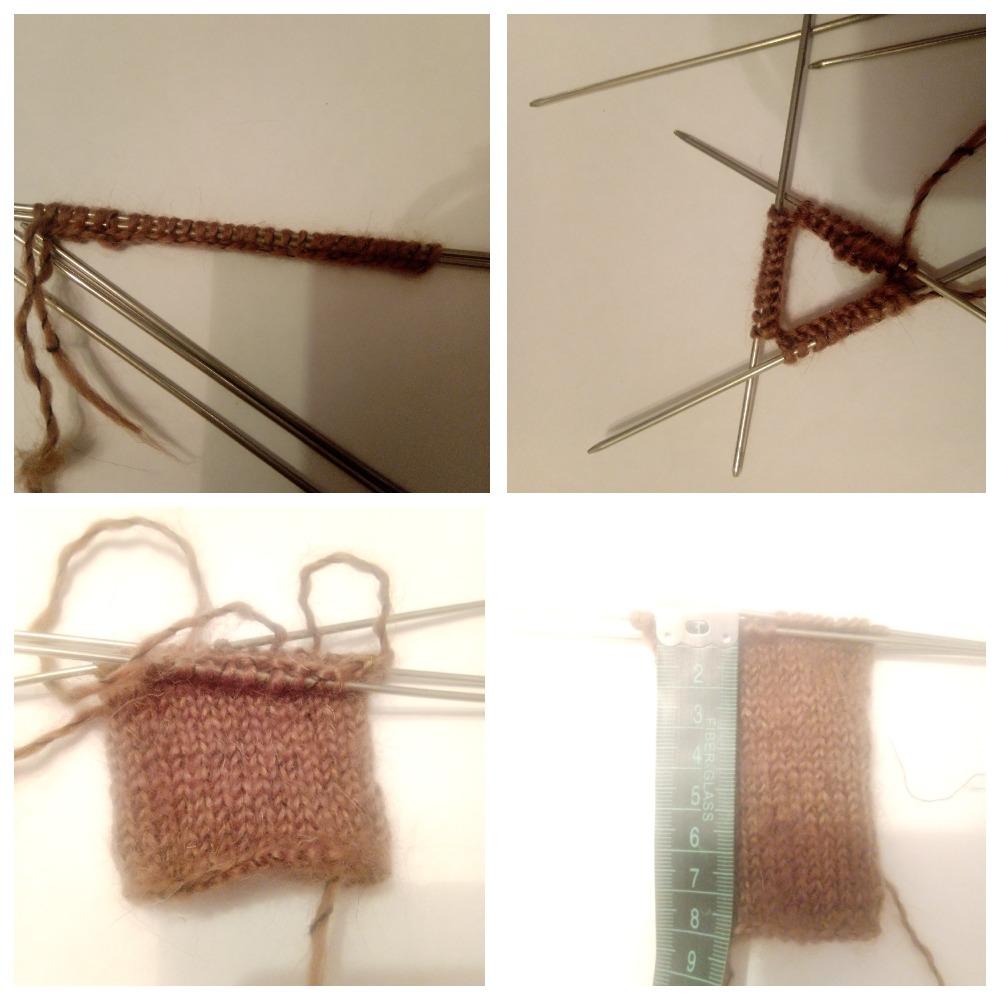 вязание кота из мохера