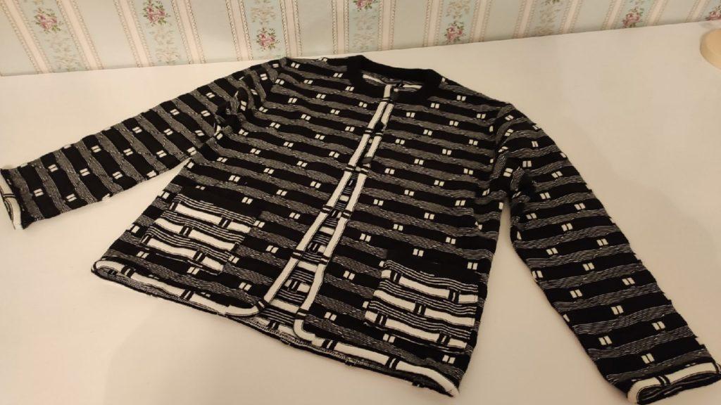 Кофта из свитера.