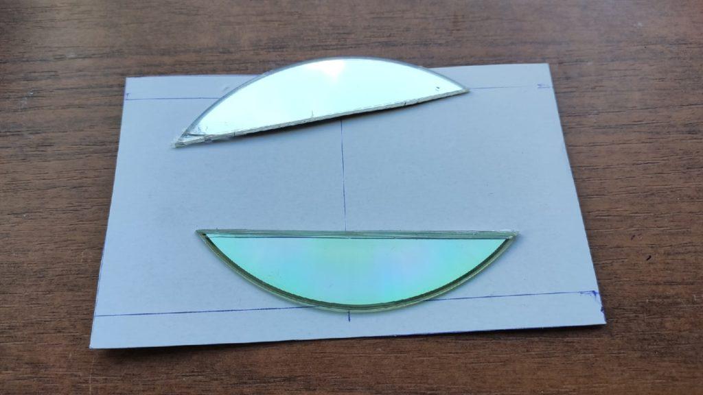 Как сделать шкатулку из дисков?