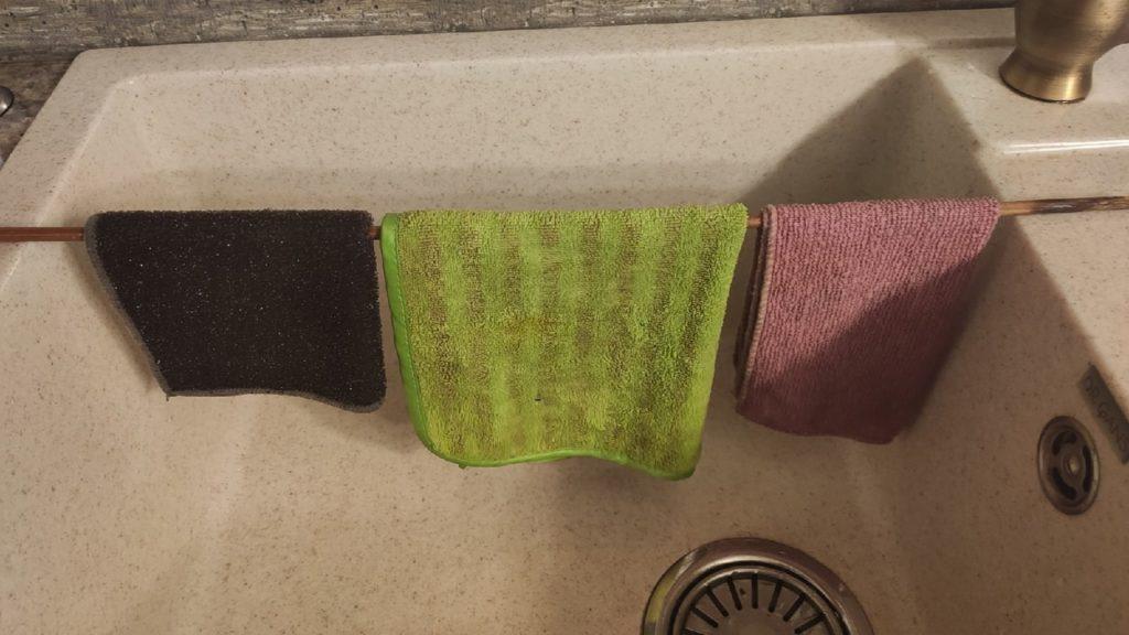 Куда можно приспособить держатель для полотенец из Фикс Прайса