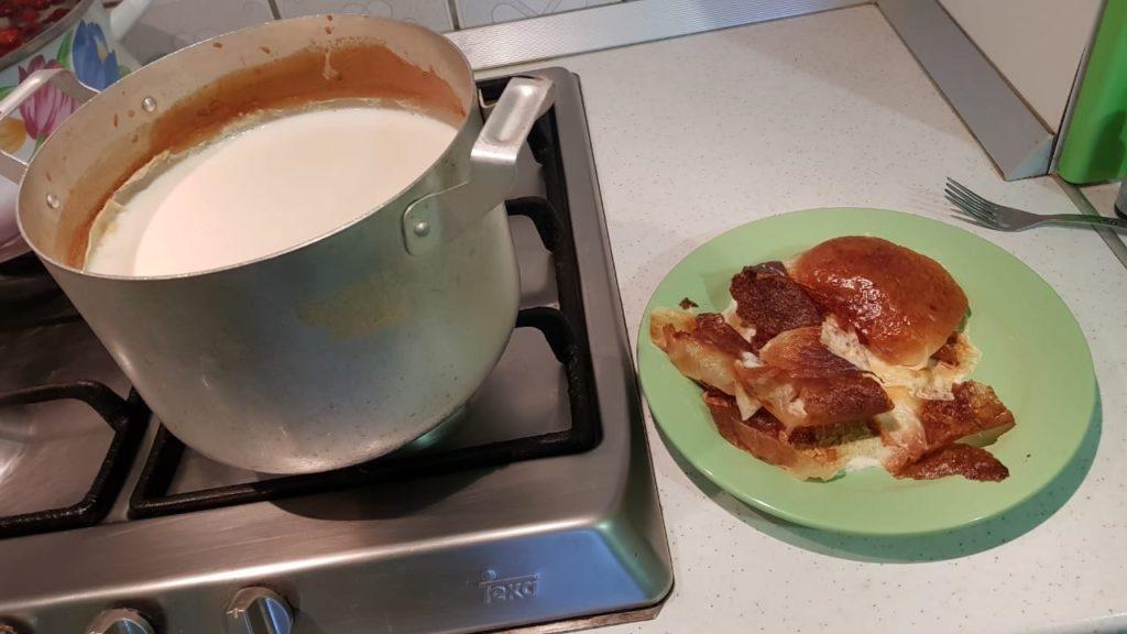 Как приготовить домашнюю ряженку