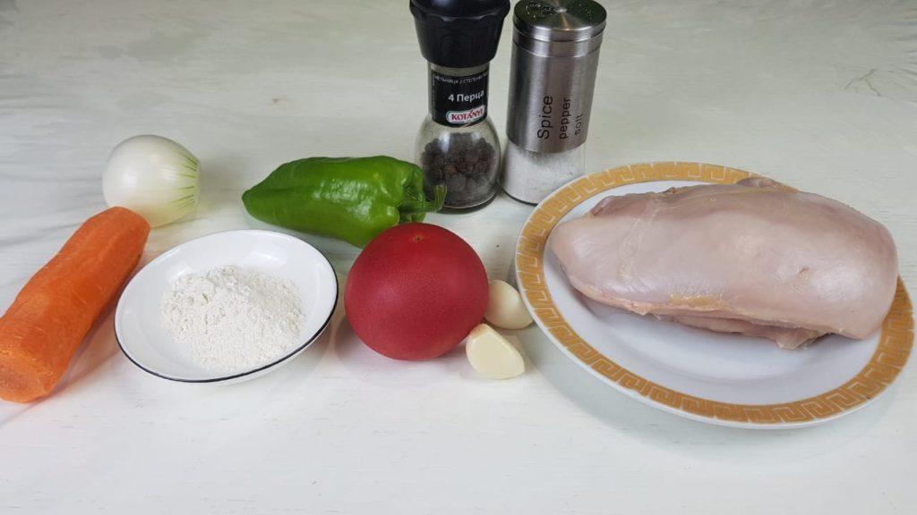 Как готовится подлива с мясом?
